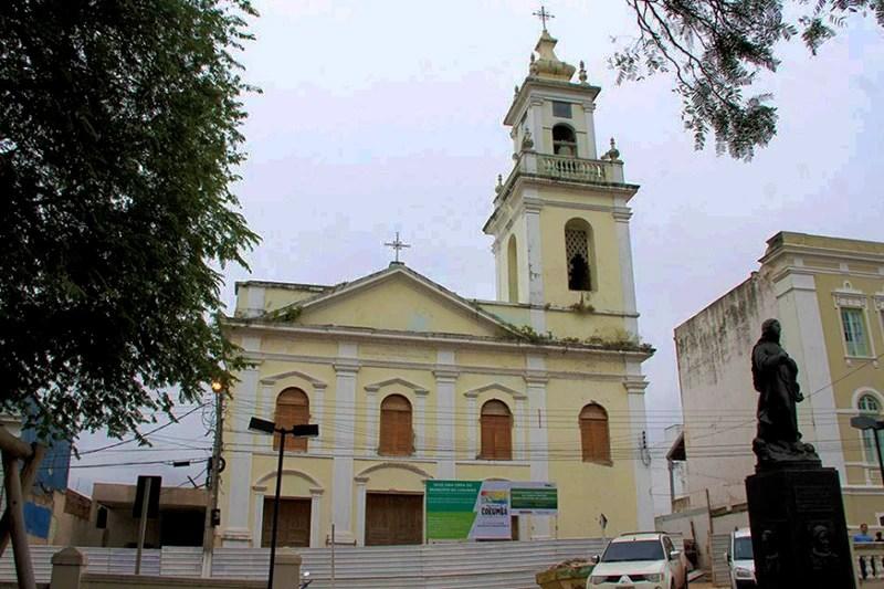 Read more about the article Município avança nas obras de restauro e recuperação da Igreja Matriz