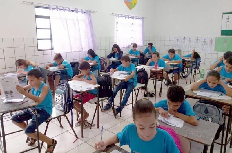 Read more about the article Prefeitura realiza simulado com alunos dos 5°e 9° anos da REME