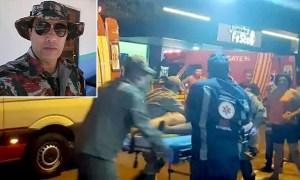 Read more about the article Policial é morto a tiros por colega de farda em Aquidauana