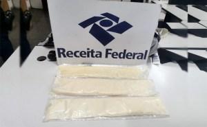 Read more about the article Boliviano que tentava entrar no Brasil com 2.7 Kg de cocaína é preso no Posto Esdras