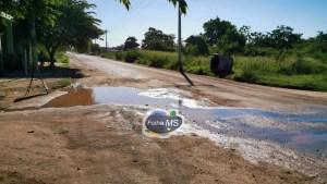 Read more about the article Vereador cobra recuperação do asfalto na Gonçalves Dias