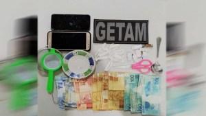 Read more about the article GETAM flagra venda de drogas e prende traficantes no Centro América