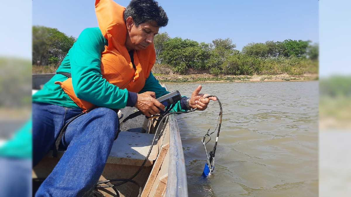 Read more about the article Imasul avalia efeitos dos incêndios e da seca na qualidade da água dos rios do Pantanal