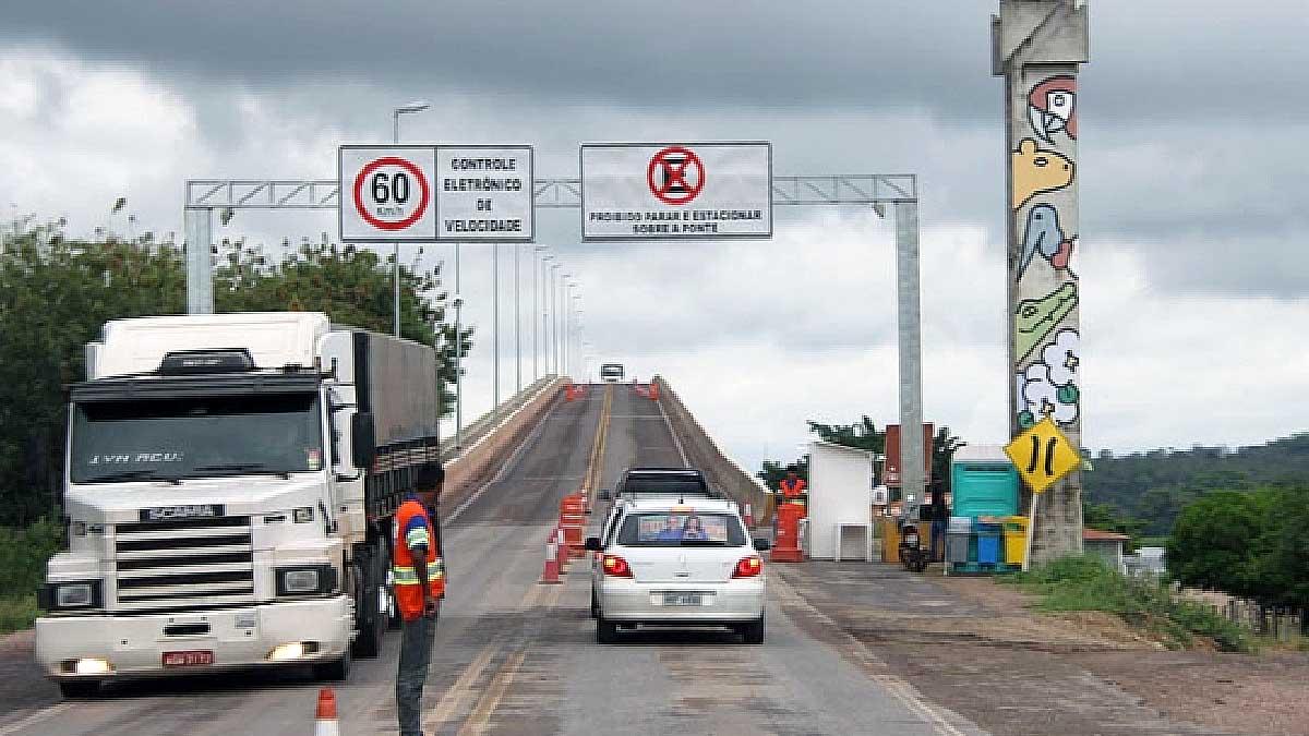Read more about the article Governo autoriza aumento de 10% no pedágio da ponte sobre o rio Paraguai
