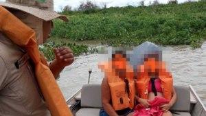 Read more about the article Após passar mal, gestante é resgatada pelos bombeiros no Pantanal