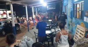 Read more about the article Vídeo: pistoleiros executam duas pessoas em bar na fronteira de MS