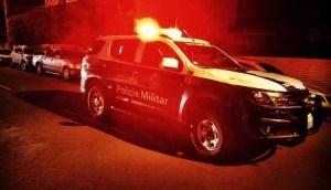 """Read more about the article Flagrado dando """"cavalinho de pau"""", motociclista é detido pela PM e tem moto apreendida"""