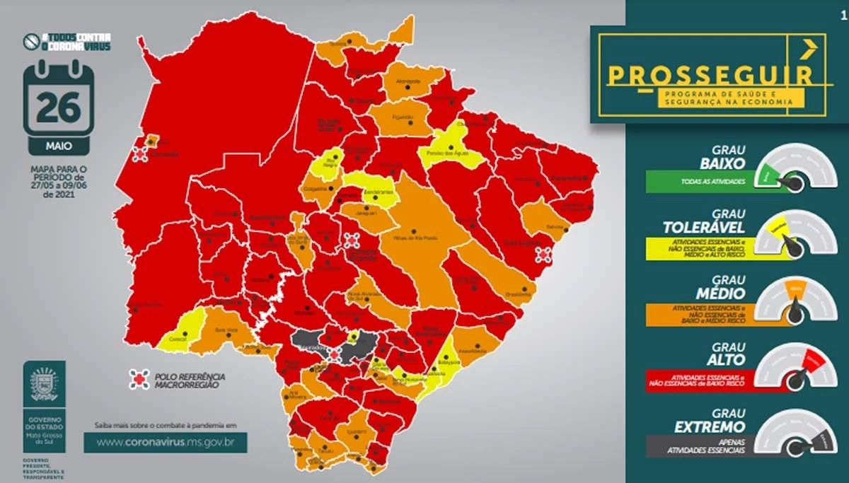 You are currently viewing 46 municípios podem ter novo toque de recolher a partir desta quinta-feira