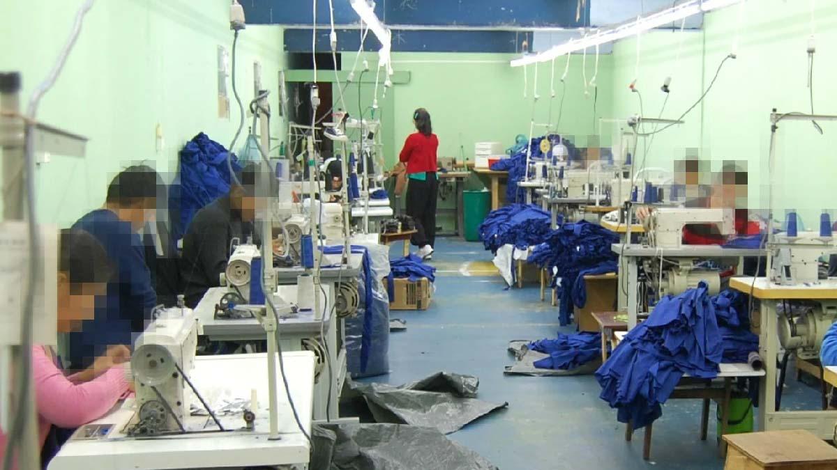 Read more about the article PF investiga trabalho escravo de bolivianos em confecção no interior de SP
