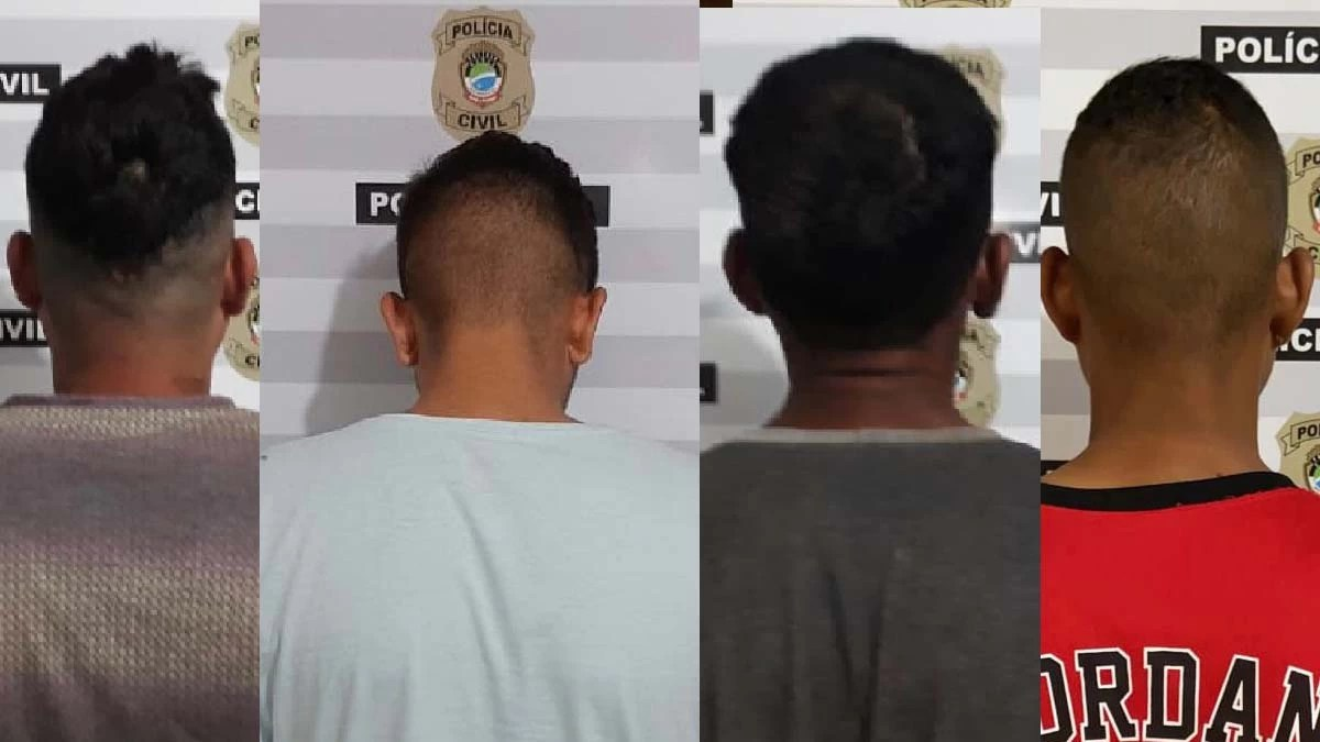 Read more about the article Acusados de executar homem após tribunal do crime em Ladário são presos pela Polícia Civil