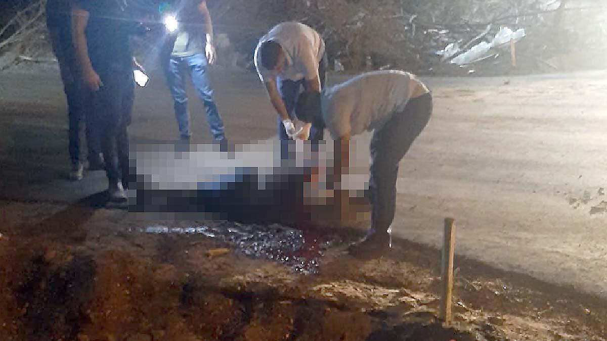 You are currently viewing Homem é morto a golpes de facão na parte alta de Corumbá