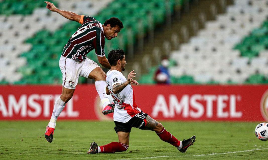 Lucas Mercon/Fluminense F.C.