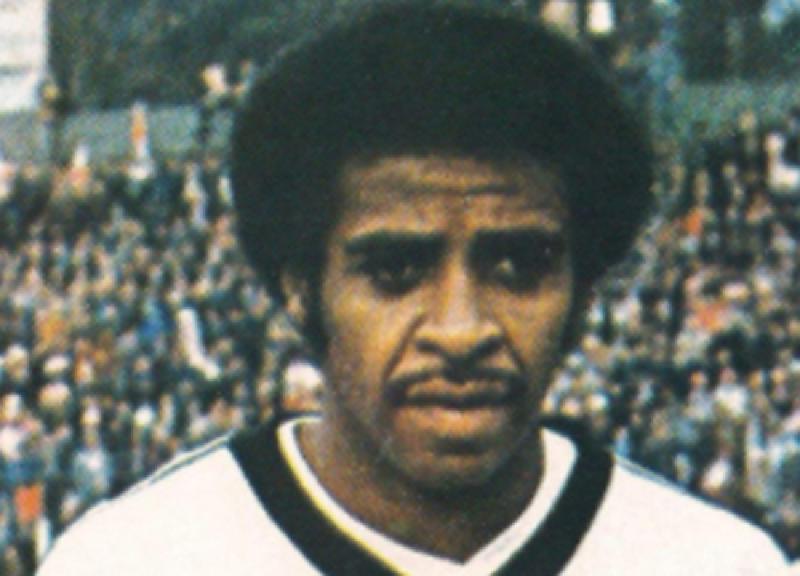 Almiro foi atacante do Santos FC de janeiro de 1966 até junho de 1970