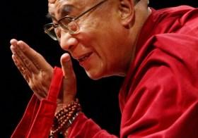 Dalai Lama e a África do Sul