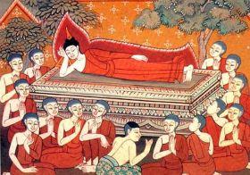 Você sabe como o Buddha morreu?
