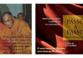 Relançamento de Passo a Passo: Meditações sobre a Sabedoria e a Compaixão