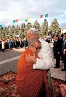 maha ghosananda budismo papa joão paulo II
