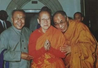 dalai lama, maha ghosananda budismo sulak sivaraksa