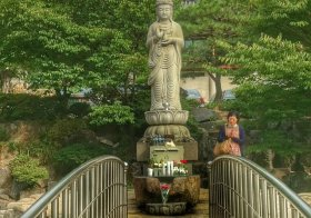 Dias pela paz na Coréia do Sul – 1