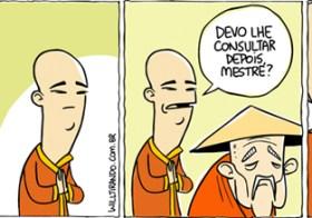O Mestre Mandou