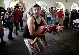 Horror em Gaza
