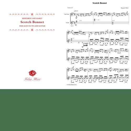 Folias Sheet Music Scotch Bonnet