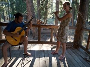 Practicing in Stehekin