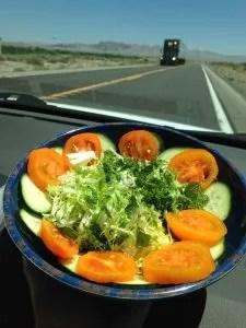 Nevada Car Salad