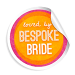 Featured on Bespoke-Bride