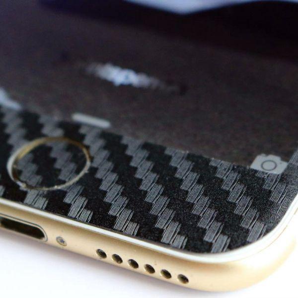 Carbon-Aufkleber für iPhone 6