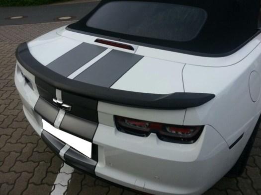 Camaro Streifen heck