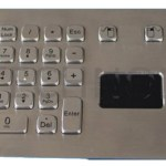 Metal Keyboard 1