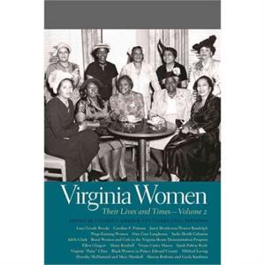 Virginia Women book cover