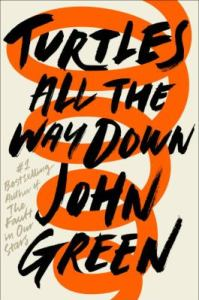 Cover Photo of Turtles All the Way Down by John Green