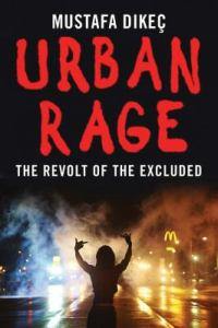 Photo of the cover of the book Urban Rage: the Revolt of the Excluded.