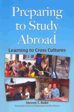 Cover of the book Preparing to Study Abroad.