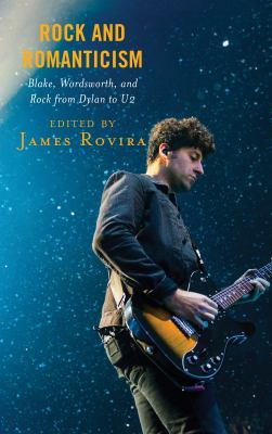Cover of the book Rock and Romanticism.