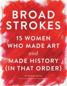 Cover of the book Broad Strokes.