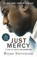Cover of the book Just Mercy.