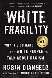 Cover of the book White Fragility.