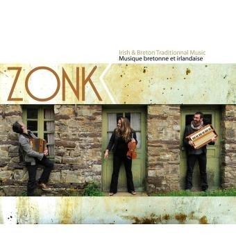ZONK Musique Bretonne et Irlandaise, premier album sorti en automne 2013