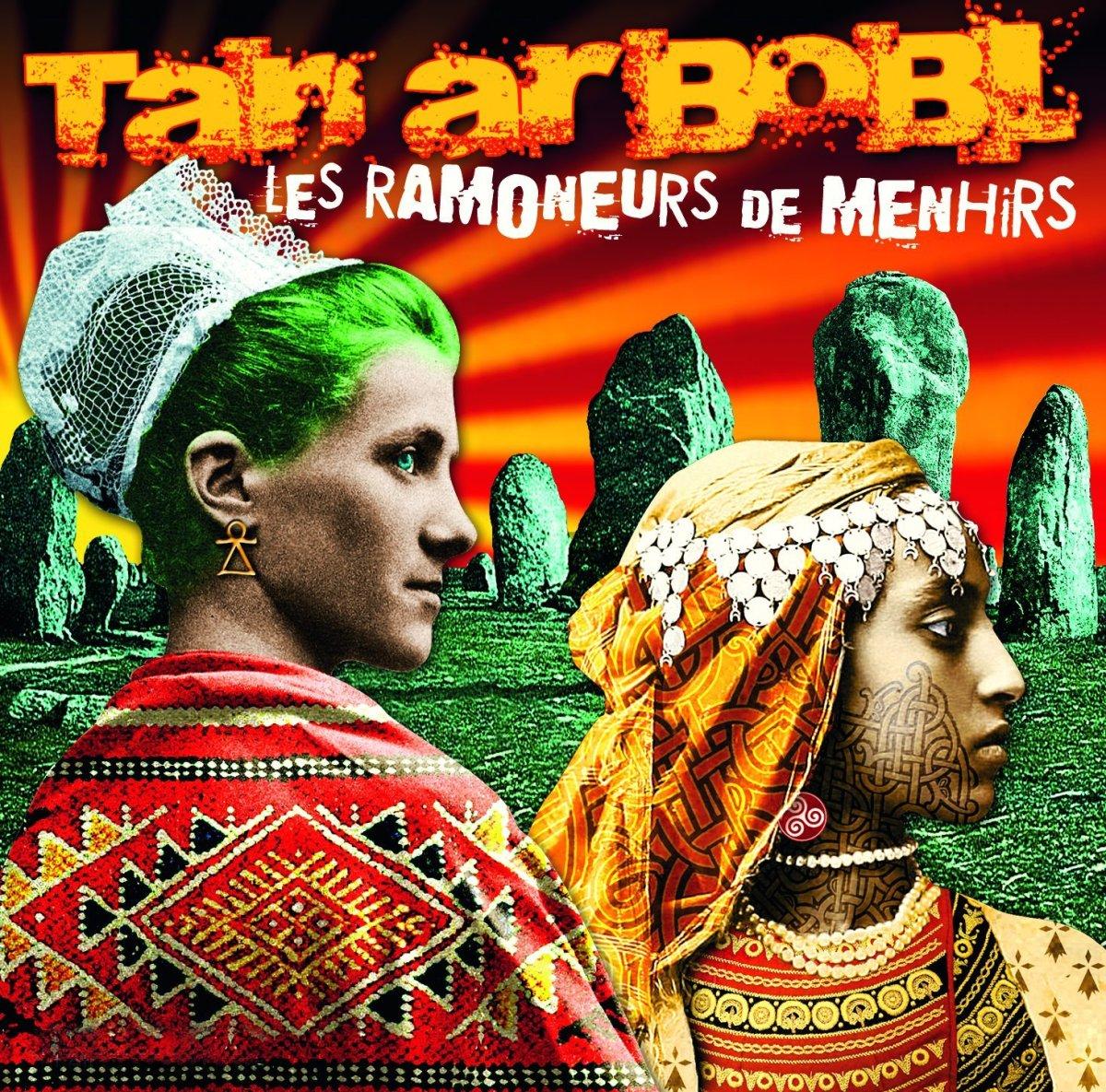 TAN AR BOBL, le nouvel album des Ramoneurs de Menhirs \\ music mag'