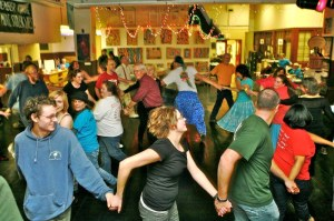 Square dance 2011