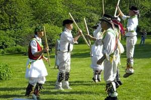 Boneyard Morris Dancers