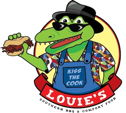 louie's bbq alligator