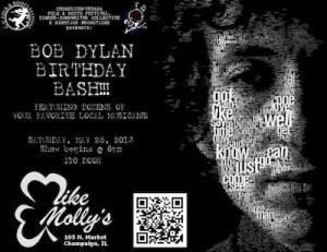 Bob Dylan Birthday Bash