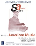 Sousa Archives and Center for American Music