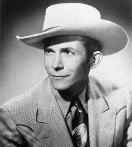 Tribute to Hank Williams and other Honky-Tonk Heroes on May 10th