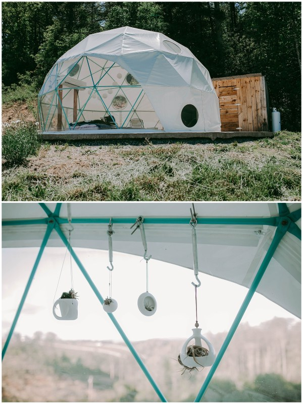 Asheville Glamping - Year of Clean Water