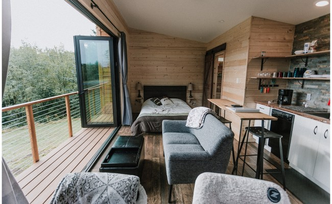 Mt Hood Tiny House